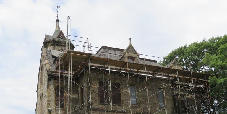 Abbotsford Is Getting A New Roof